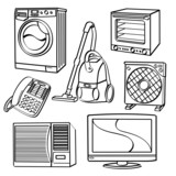 Home Electric Appliances poster