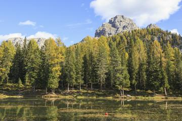 Alp lake