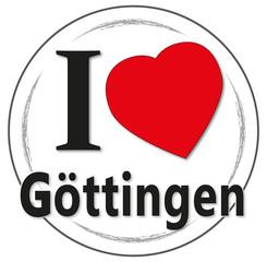 I love Göttingen