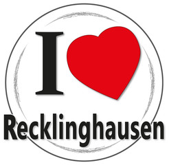 I love Recklinghausen