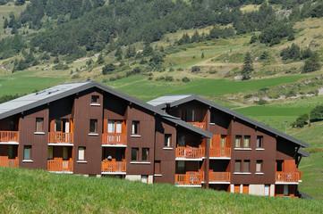 locations de vacances à Lanslevillard dans les Alpes
