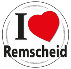 I love Remscheid