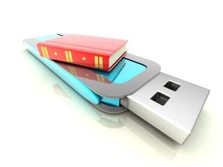 USB concept (books)