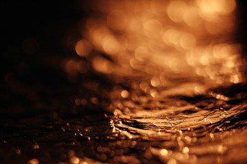 golden texture, foil