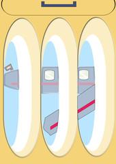 Avión en vuelo