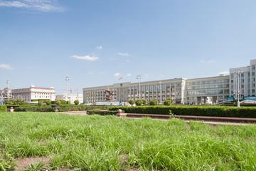 Independance Square, Minsk