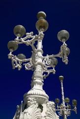 La Concha lampposts-Donostia