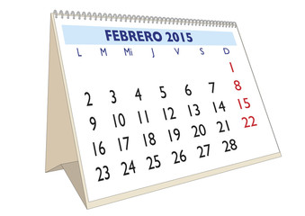 Febrero 2015