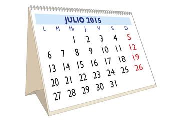Julio 2015