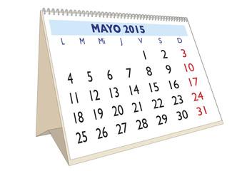 Mayo 2015