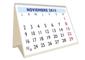 Noviembre 2015