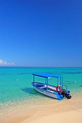 Doctor's Cave Beach Club, Montego Bay, Jamaica..