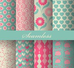 Set of seamless