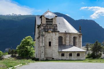 Kirche von Mont Dauphin