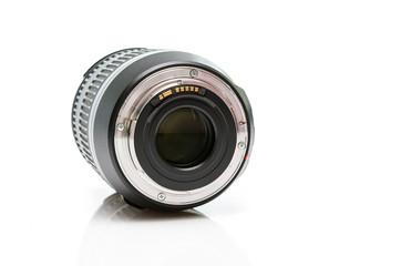 Back side dslr lens