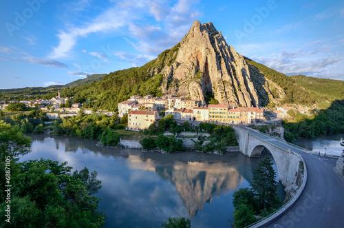 Papiers peints Pont Sisteron