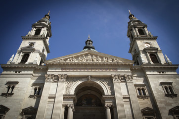Basilica of St. Istvan