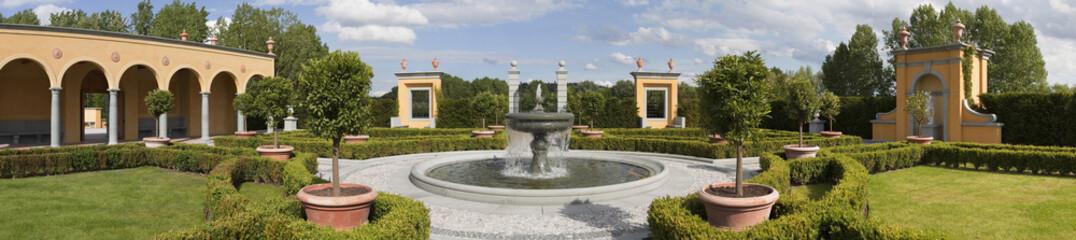 Italienischer Renaissancegarten