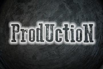 Production Concept