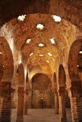 Baños árabes de Ronda, Málaga, España