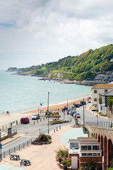 Ventnor Isle of Wight IOW south coast island tourist town