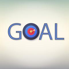 Goal icon.