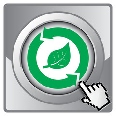 RECYCLE LEAVE ICON