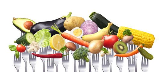 Allerlei Gemüse