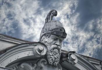 Warrior Statue@Batuımi