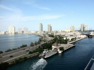 Miami Beach high rises, Miami Beach FL
