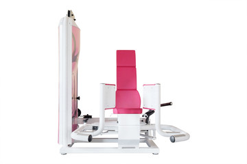 The image of gym apparatus