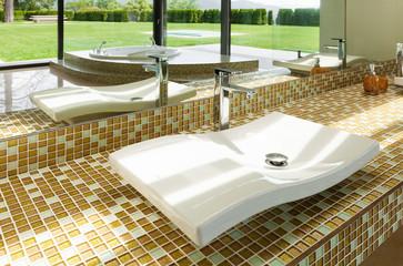 beautiful bathroom, sink