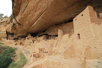 Cliff Palace in Mesa Verde, Colorado, United States