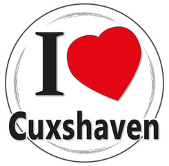 I love Cuxhaven