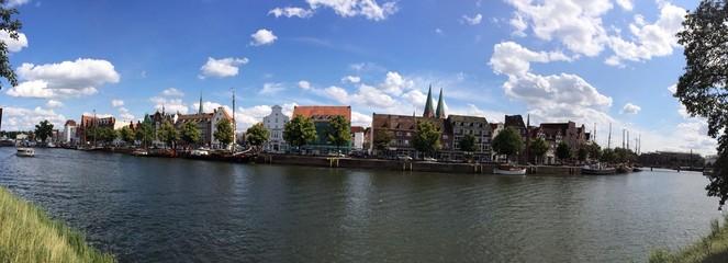 Lübeck (Panorama)