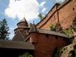 canvas print picture - Haut Koenigsbourg Castle