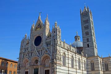Siena Cathedral (Tuscany, Italy)