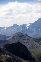 Greitspitze und Palinkopf - Alpen