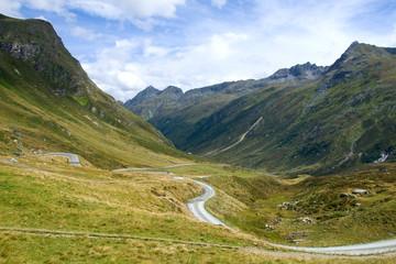 Silvretta-Hochalpenstraße - Alpen - Österreich