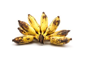 Thai ripe bananas