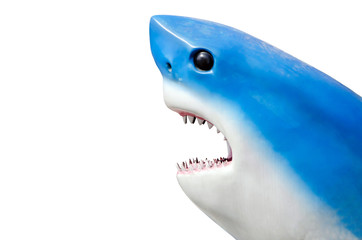 Artificial Shark (Head)