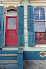 French Quarter - Door