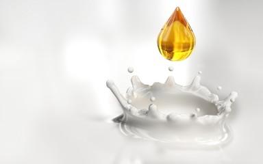Капелька мёда в молоке