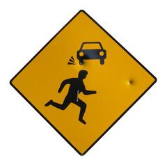 Gefährlicher Straßenverkehr