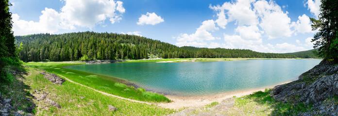 Crno Jezero, Montenegro