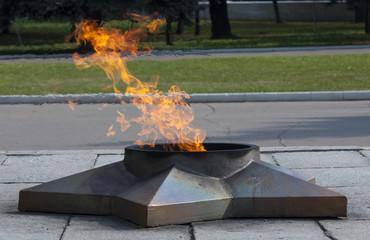Eternal Flame - the memory of wars