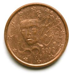 1 cent d'euro