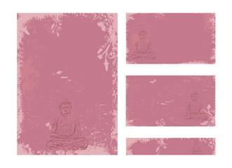 Buddha Business Set