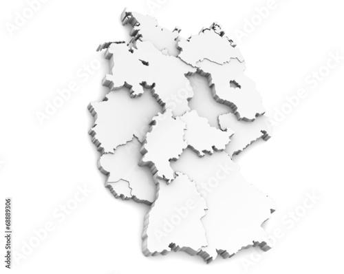Leinwandbild Motiv germany