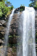 Toccoa Falls at Toccoa Falls, Georgia